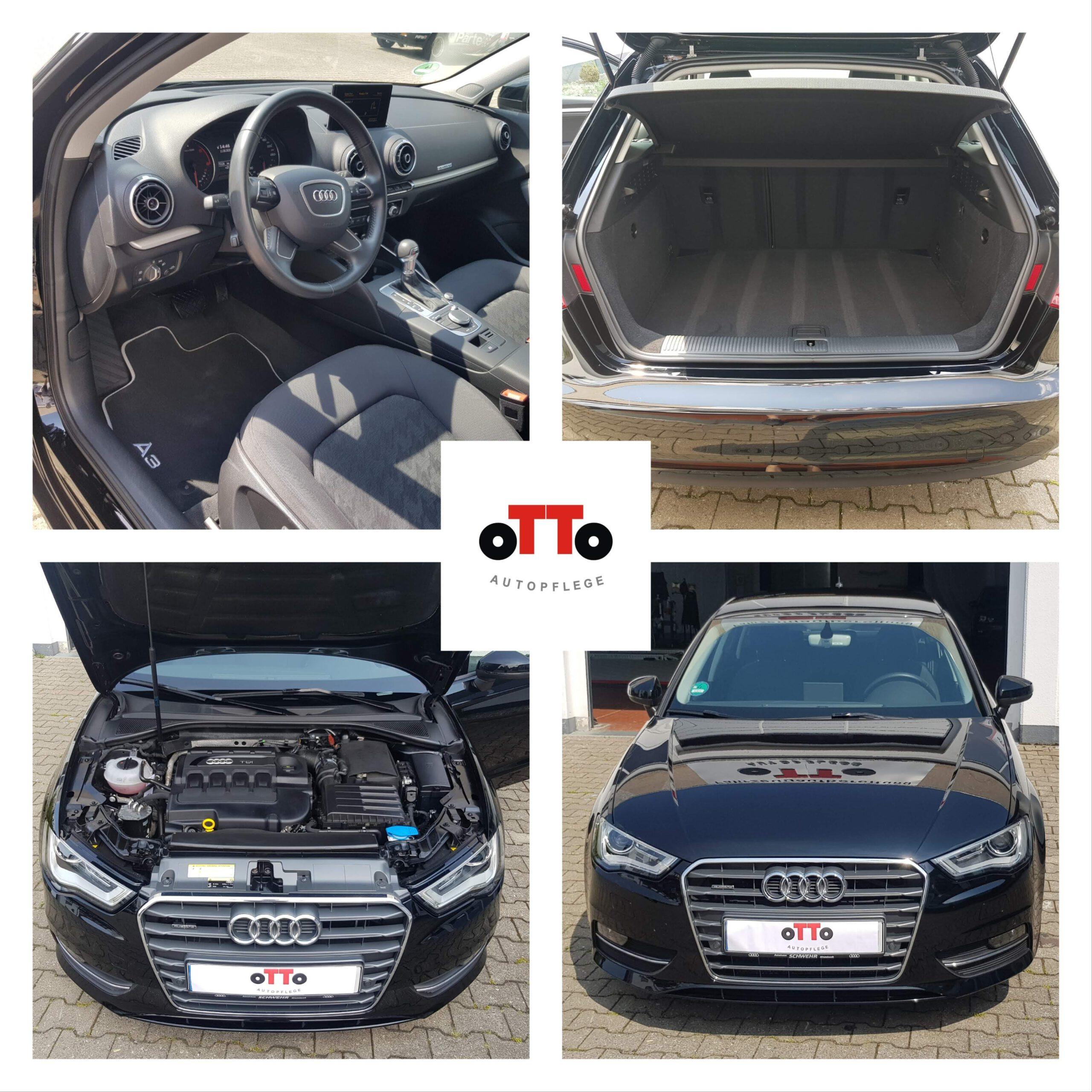Audi Aufbereitung